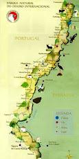 Mapa PNDI (Portugal)