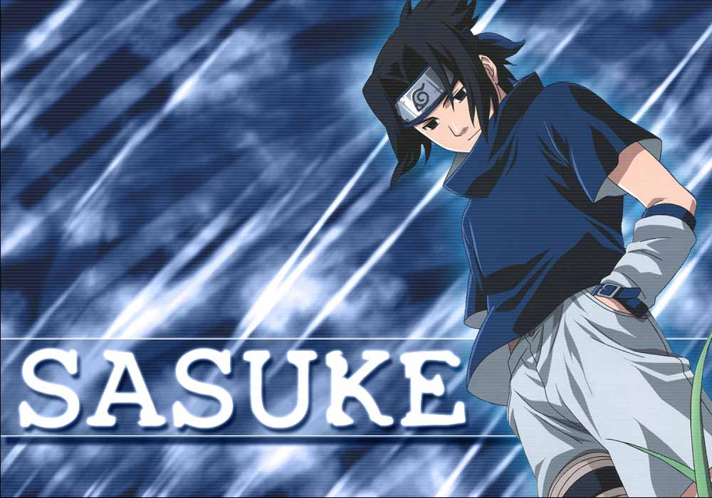 Naruto Sasuke Uchiha Wallpaper Gallery HD 1000 X 700