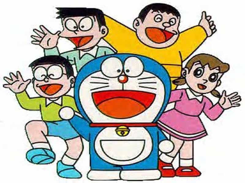 Doraemon Characters | New Calendar Template Site