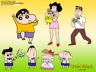 #9 Crayon Shin-chan Wallpaper