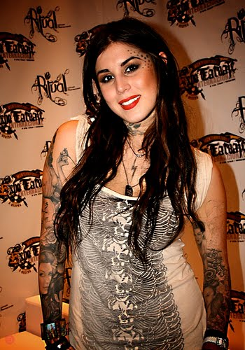 How does the media make you feel for How to get tattooed by kat von d