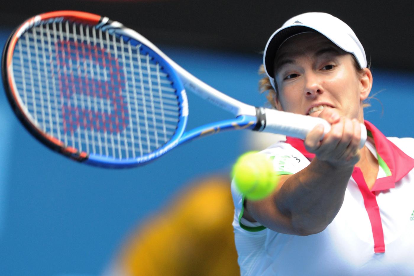 JUSTINE HENIN The Most ARTISTIC Tennis Legend Allez Justine now
