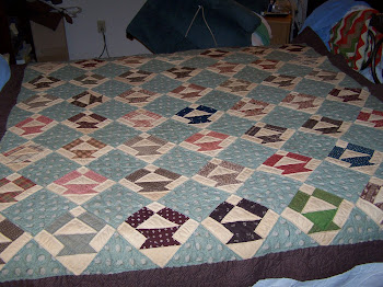 Fish 'n Baskets Quilt