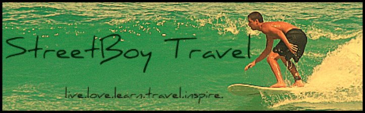 StreetBoy&#39;s Travel Blog