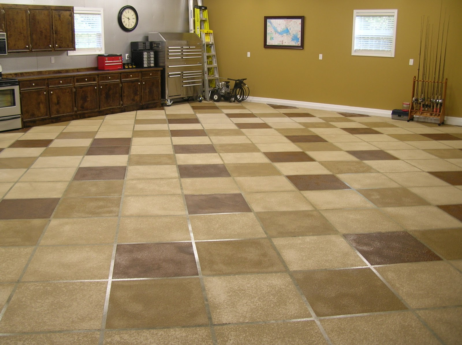 Gary mercer group west chester pa area real estate for Best product to clean garage floor