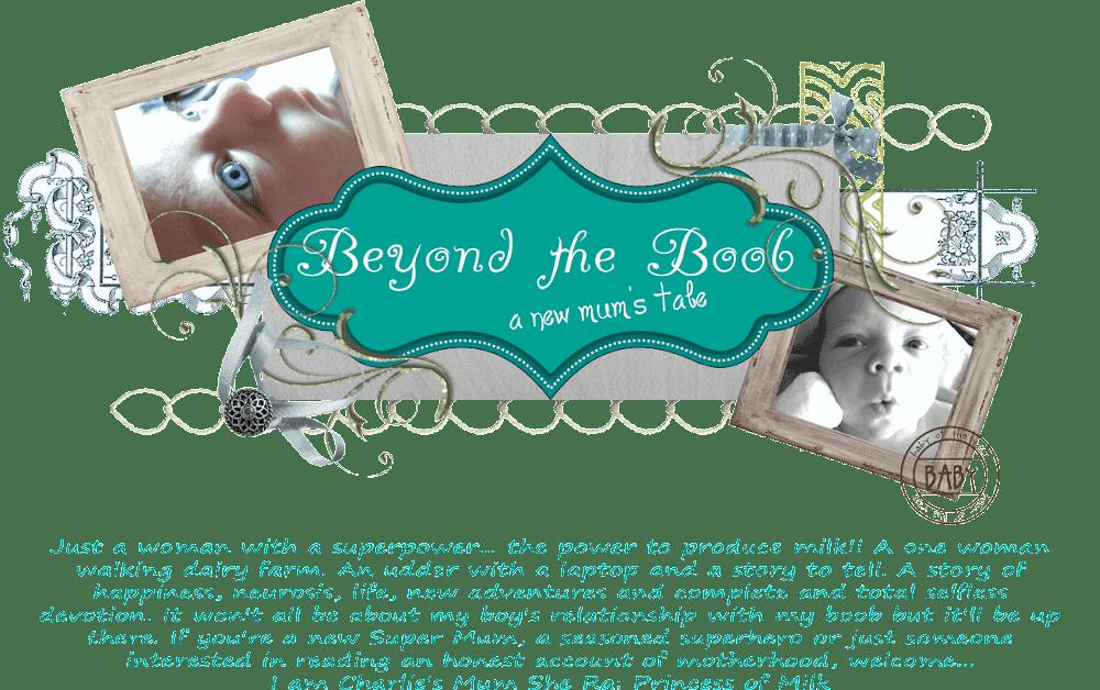 Beyond the boob
