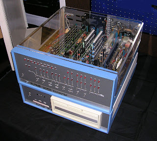 Altair bono computer made for gates BASIC program