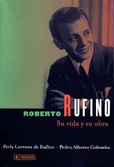 Libro sobe Rufino