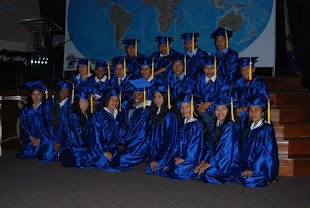 IALS Graduation in SA,TX -USA -2010