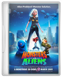 Assistir Monstros vs. Alienígenas Dublado