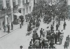 Toiros na Rua da Sé
