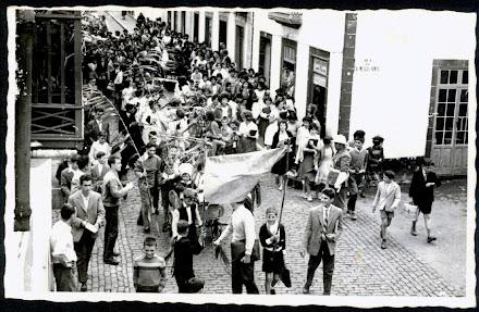 FESTA DOS CALOIROS NA ILHA DO FAIAL