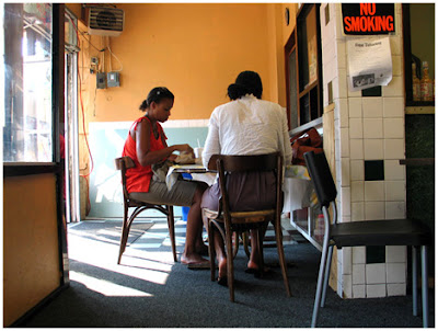 Ali 39 s trinidad roti shop caribbean restaurant brooklyn for Alis cuisine wakefield