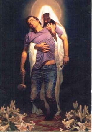 Fraqueza espiritual. Jesus Cristo te levanta
