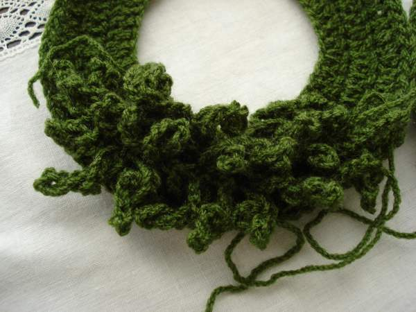 Handmade With Love By G Crochet Christmas Wreath Tutorial Part I