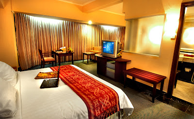 Swiss Belhotel Borneo Samarinda Accommodation type Suite Room