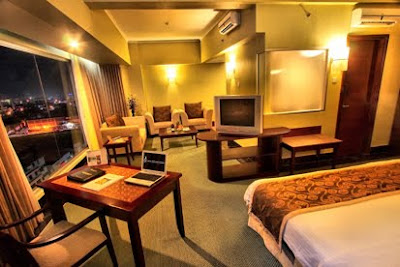 Swiss Belhotel Borneo Samarinda Accommodation type Presidential Suite