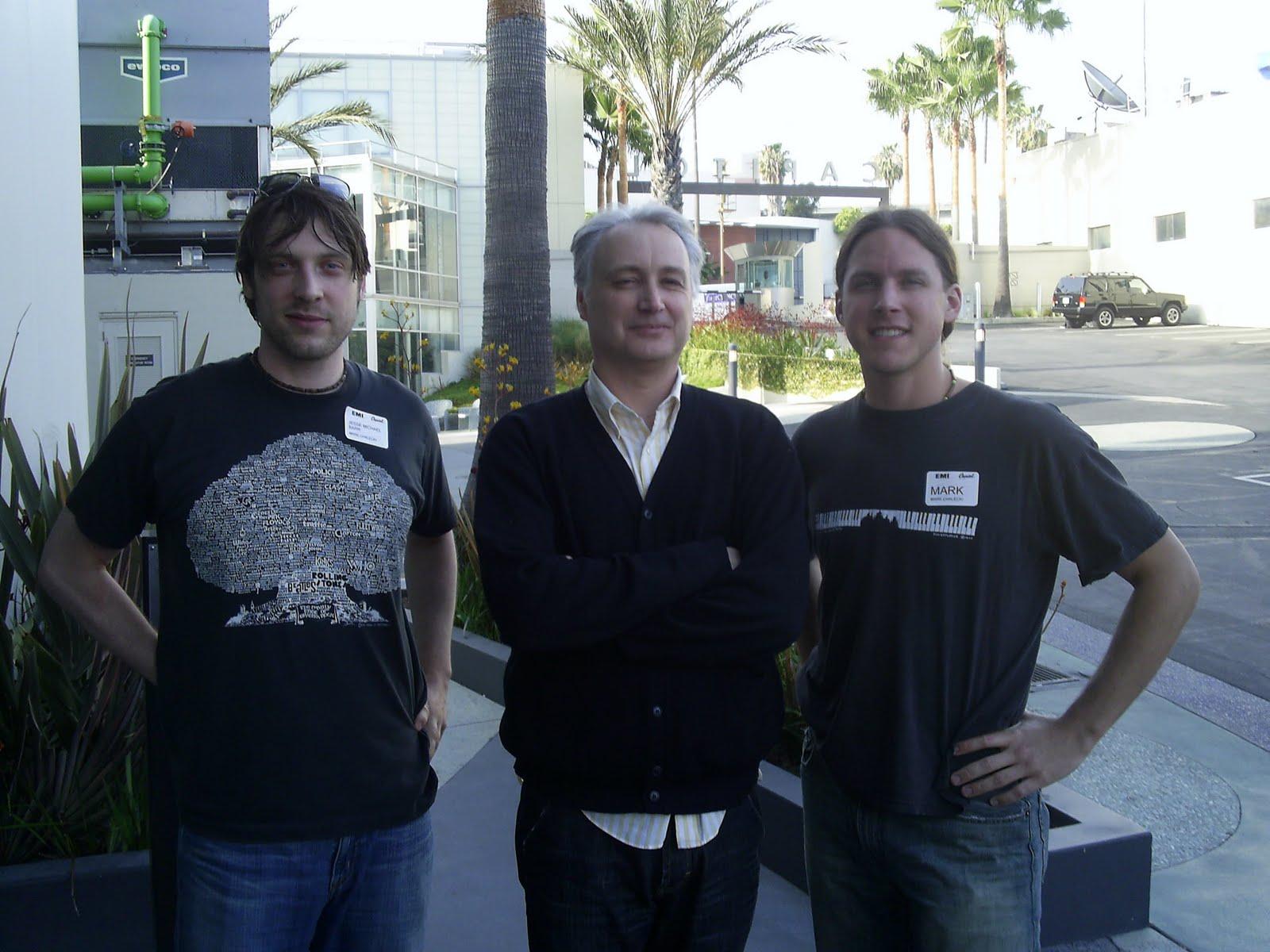 The Max Power Trio collaborate