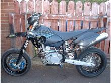 Rines y moto
