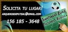 Arqueros de Futsal