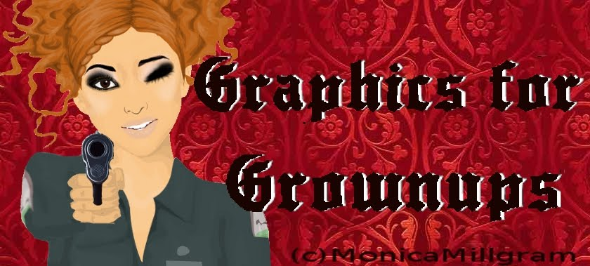 Graphics for grown-ups
