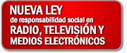 Ley de radio ,television y medios electronicos