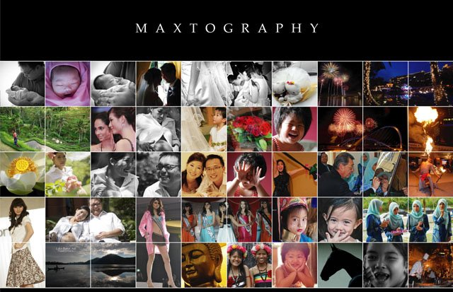 maxtography