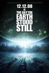 Afiche de 'El día que la tierra se detuvo'