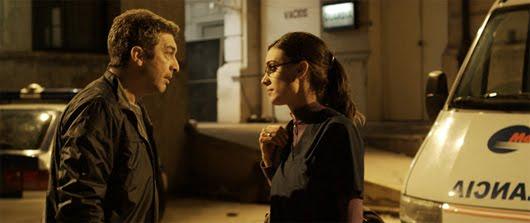 Ricardo Darín y Martina Gusman en 'Carancho'