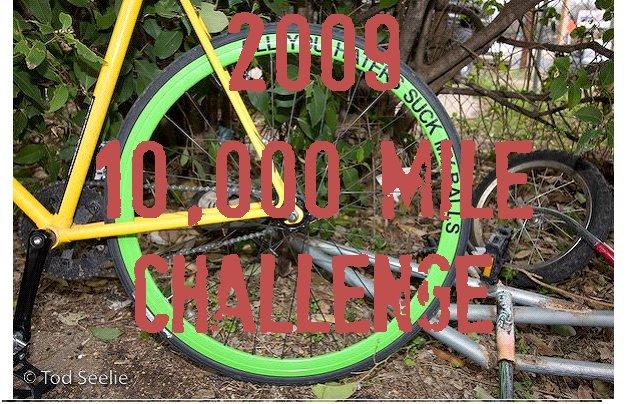 10,000 Mile Challenge