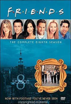 Baixar Friends 8ª Temporada Download Grátis