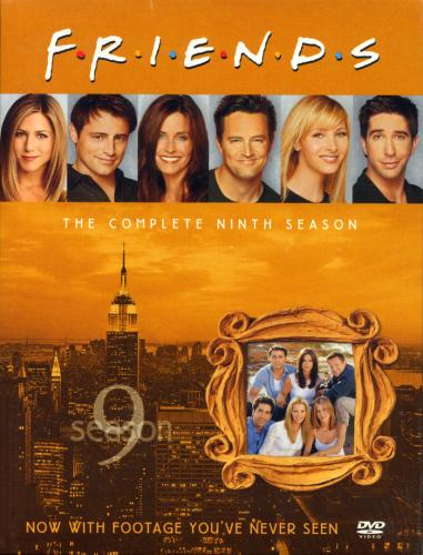Baixar Friends 9ª Temporada Download Grátis