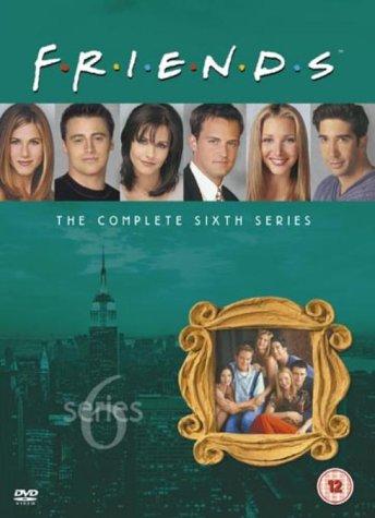 Baixar Friends 6ª Temporada Download Grátis