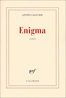 Antoni Casas Ros, Enigma (par Marc Villemain) dans On en parle Antoni+Casas+Ros+-+Enigma