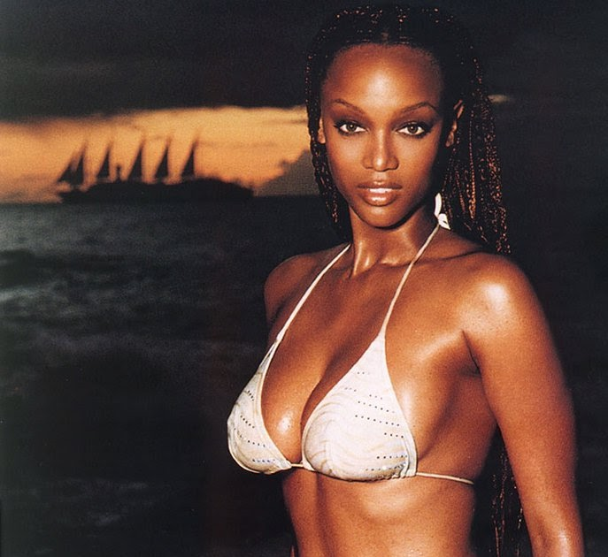 Bin Bin: Tyra Banks Hot Wallpapers