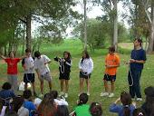 Campamento Aldea Valle María 2010
