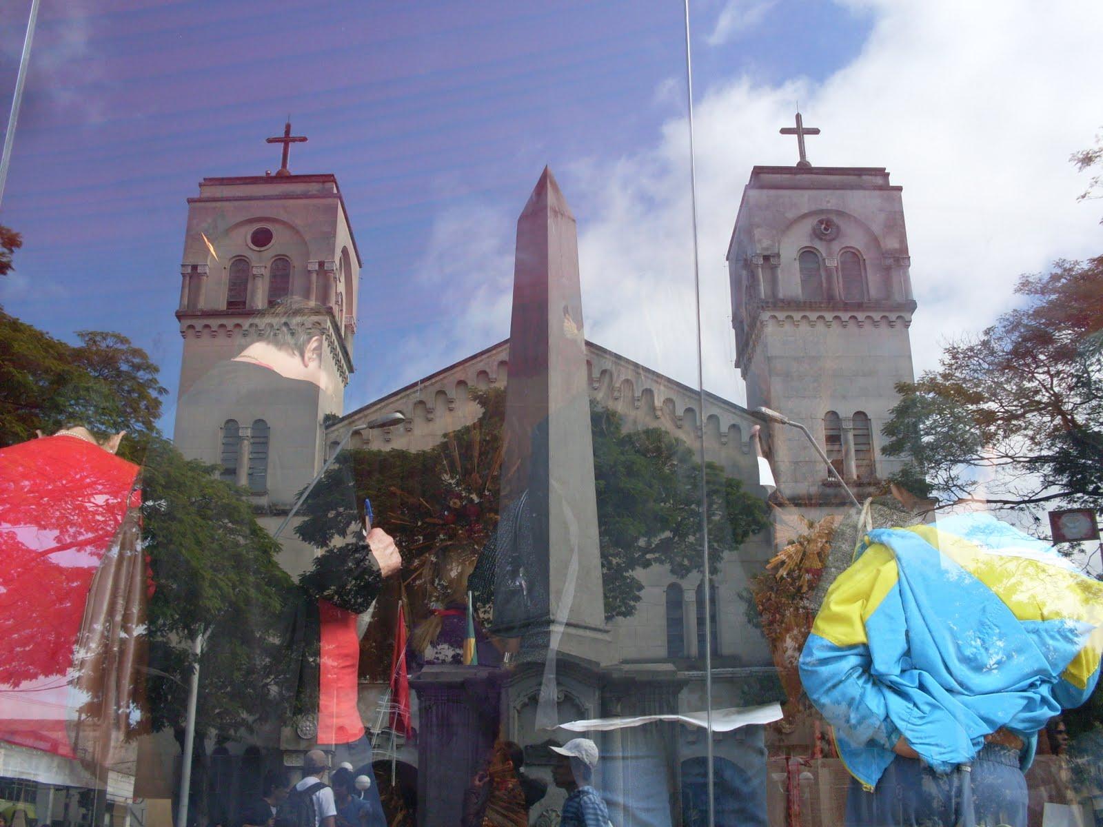 #187BB3 FRONTISPÍCIO DAS ARTES : Festa do Divino de Mogi das Cruzes em 2010 180 Janelas De Vidro Mogi Das Cruzes