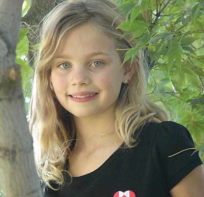 Henley Bryn, age 9 1/2