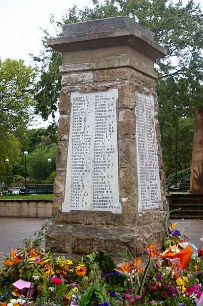War Memorial - Sutherland