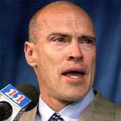 Mark Messier was known as quite a player during his days here in Vancouver, ...