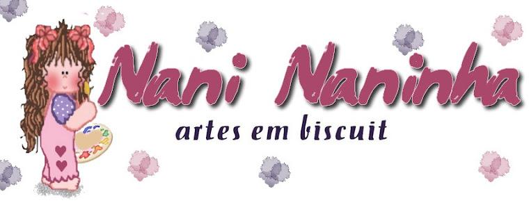 Nani Naninha Artes Em Biscuit