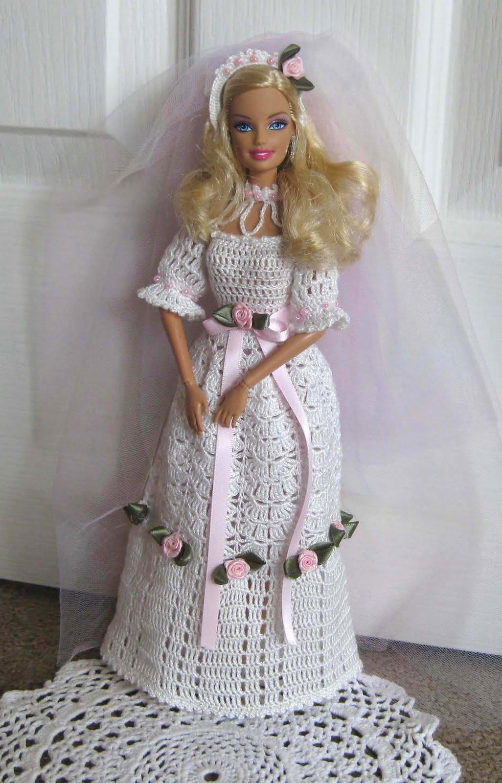 Knitted Wedding Dress Pattern. Beautiful Hand Knitted Wedding Dress ...