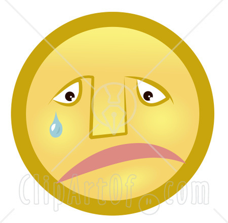 sad smiley face clip art. The hard part is going to be