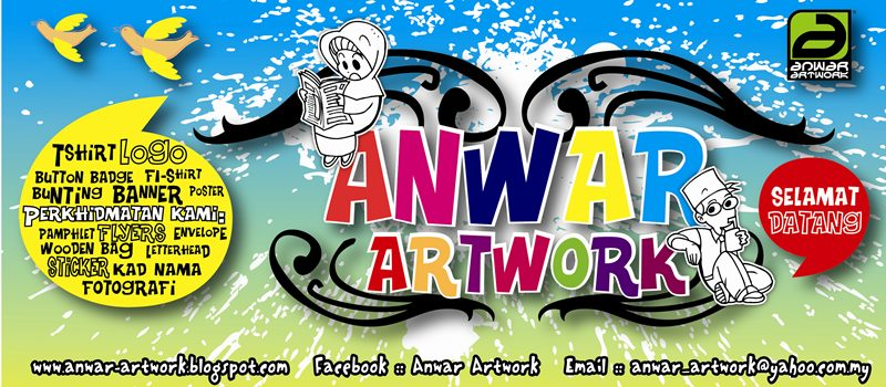Anwar Artwork