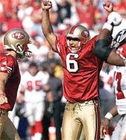 a biography of jose cortez the greatest field goal kicker of the xfl Created as a joint venture between nbc and the world wrestling federation under the company name xfl, llc, the xfl was created as a single-entity league, meaning.