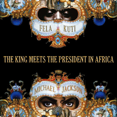 Michael Jackson and Fela Kuti - The King Meets The President in Africa