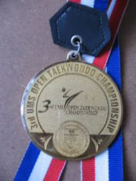 3rd UMS Taekwondo Tournament 2006