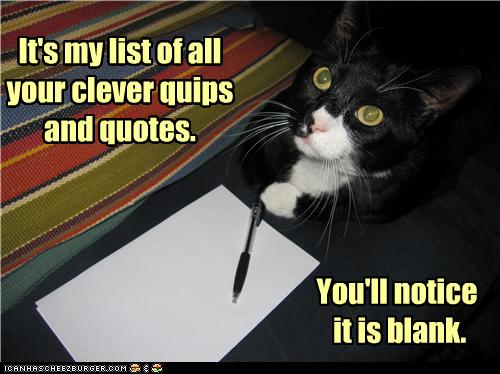 funny quotes to say. funny quotes with cats. funny