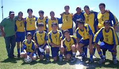 SUB 18 DE ATLANTA F.C. (2008)