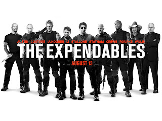 Fonds d'écran The Expendables  wallpapers